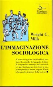 """Copertina del libro """"L'immaginazione sociologica"""""""