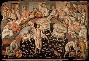 Per i Romani l'otium era il tempo libero da dedicare alla creatività