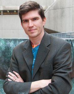 Il professor Chris Bauch che ha sviluppato la ricerca