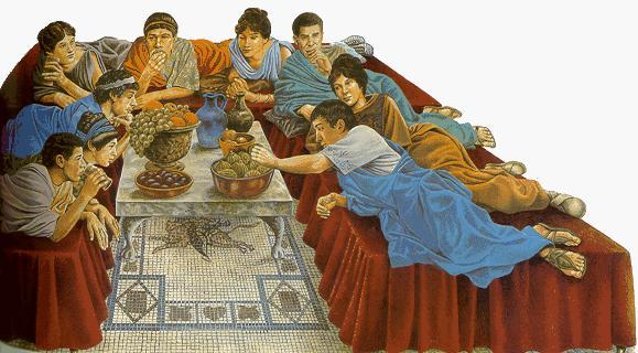 Sociologia in tavola: ecco la storia della commensalità