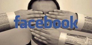 La censura ai tempi dei social network