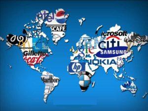 La globalizzazione in un'immagine