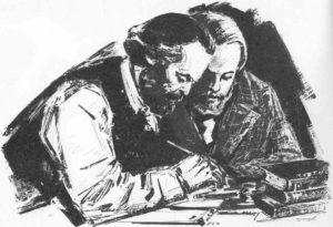 Marx ed Engels, amici e collaboratori per tutta la vita