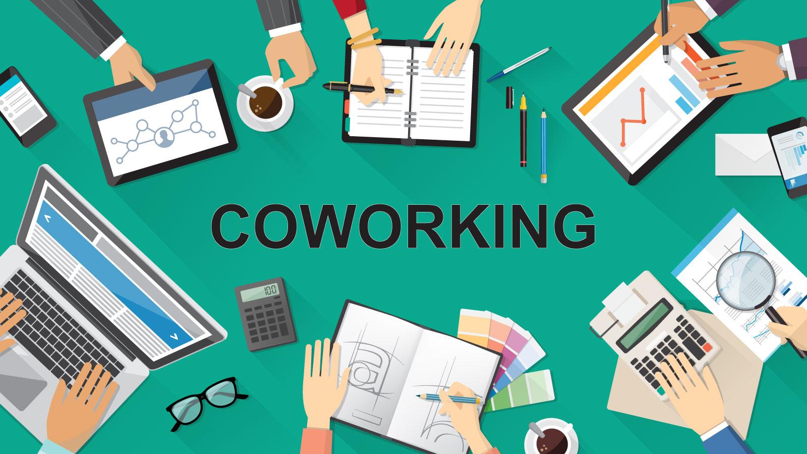 Risultati immagini per coworking