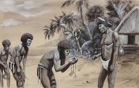 Il termine potlatch deriva dalla lingua di una popolazione nativa dell'America settentrionale