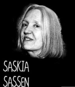 Saskia Sassen, tra gli autori più citati negli studi sulla globalizzazione