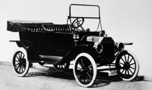 L'indistruttibile Ford model T