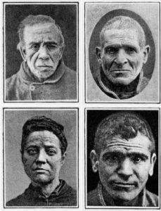 uomini delinquenti