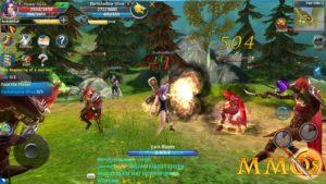 Un esempio di MMORPG