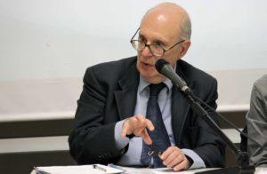 Il filosofo Eugenio Lecaldano, attivo nel campo della bioetica