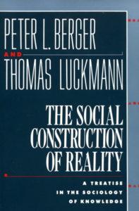 La realtà come costruzione sociale, edizione originale