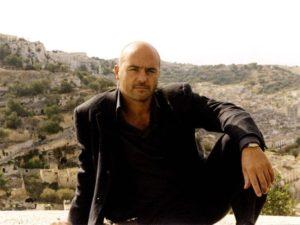 L'attore Luca Zingaretti