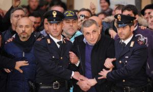 L'arresto del boss dei casalesi Michele Zagaria