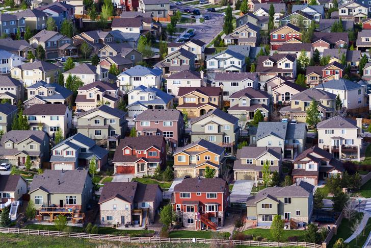 Gli effetti della dispersione urbana
