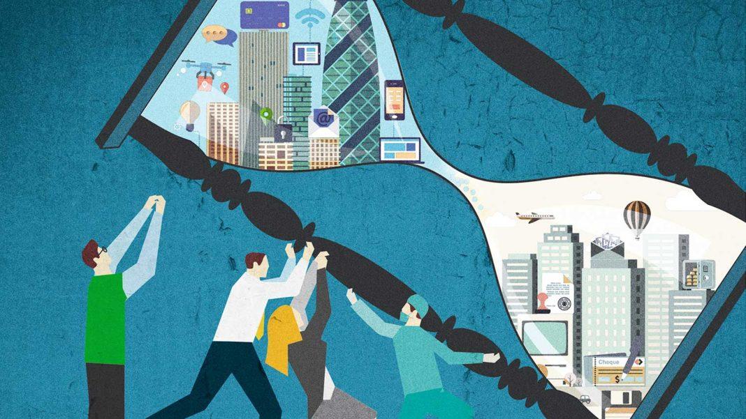 Il tempo e le relazioni umane nell'era della tecnologia