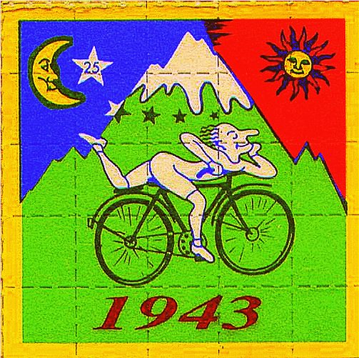 19 aprile 1943, il Bicycle Day