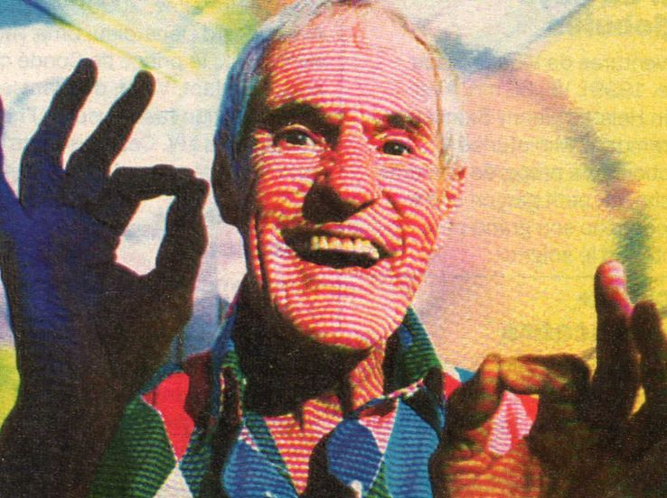 Timothy Leary, il profeta dell'LSD