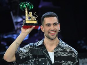 Mahmood, vincitore del Festival