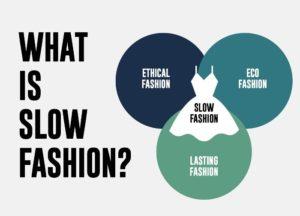 Che cos'è lo slow fashion?