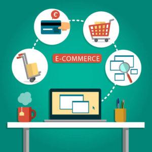 L'e-commerce è una forma di vendita di beni e servizi che si effettua in Internet