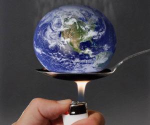 Il mondo sta cambiando, la terra si ribella