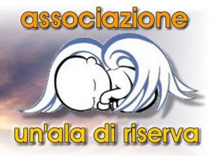 """Il logo dell'associazione """"Un'ala di riserva"""""""