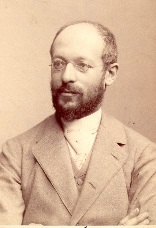 Il sociologo tedesco Georg Simmel