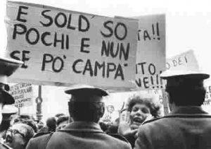 L'Italia è uno dei pochi Peasi europei senza reddito minimo