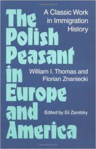 ll contadino polacco in Europa e in America, edizione originale