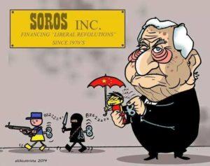 Il patrimonio personale di George Soros è stimato in circa 24,9 miliardi di dollari