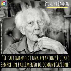 Una delle citazioni più famose di Zygmunt Bauman