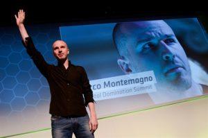 L'imprenditore digitale Marco Montemagno