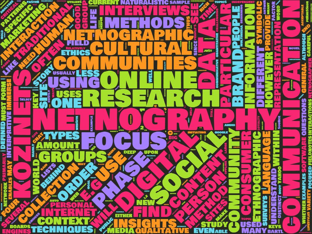 Che cos'è la netnografia?