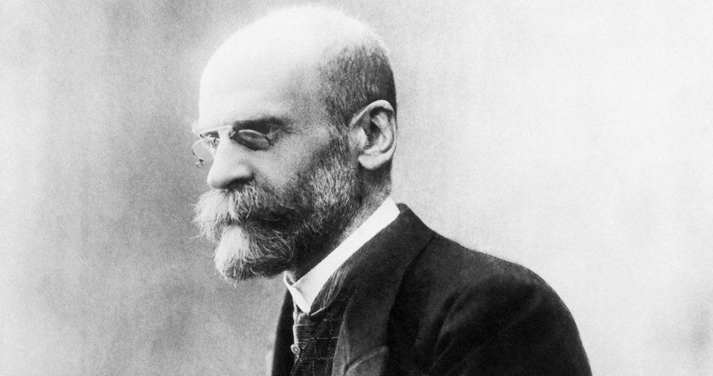 Émile Durkheim: il padre della sociologia
