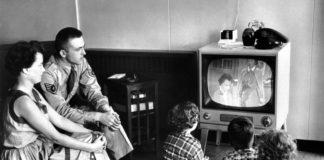 La televisione come membro della famiglia