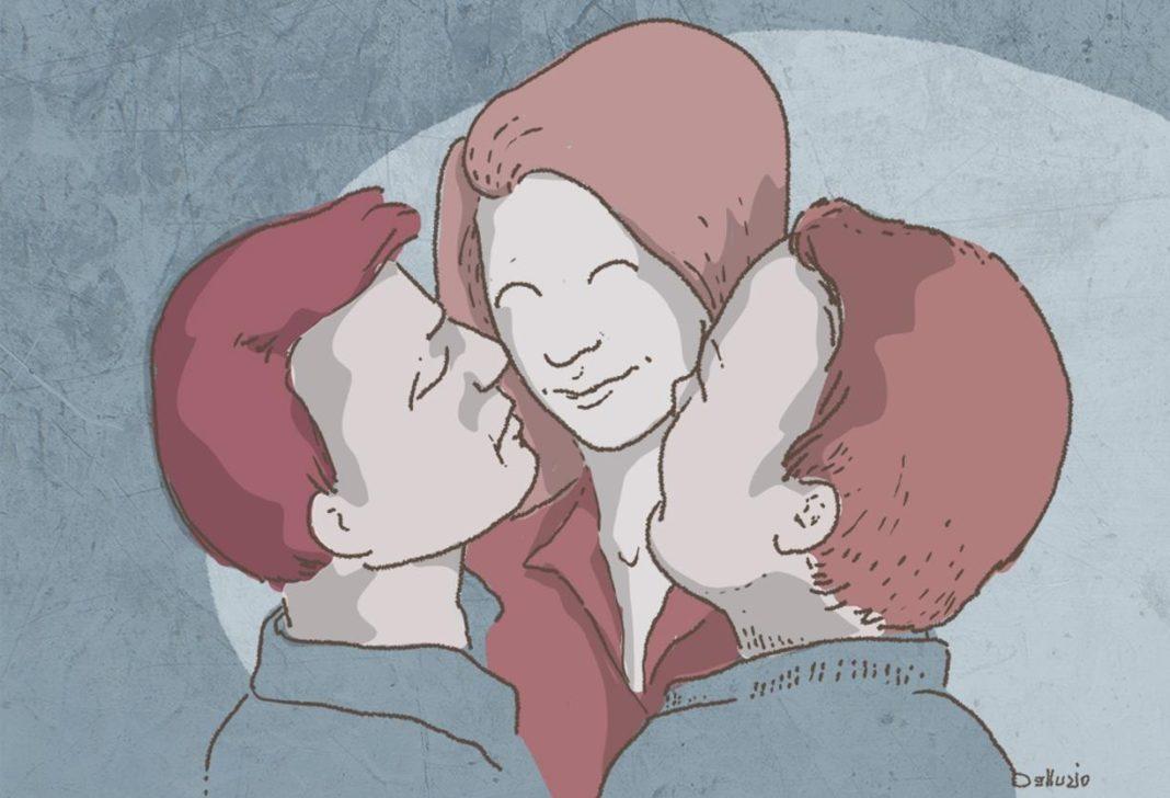 La fedeltà al giorno d'oggi tra monogami, poligami, asessuali e pansessuali