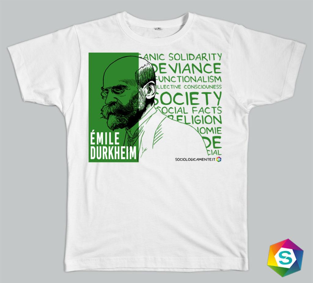 T-shirt Durkheim