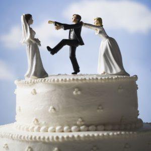 Il declino del matrimonio