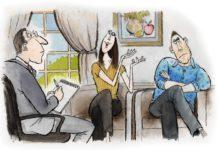 Coppie che scoppiano e terapia tra incompatibilità, famiglia e compromessi