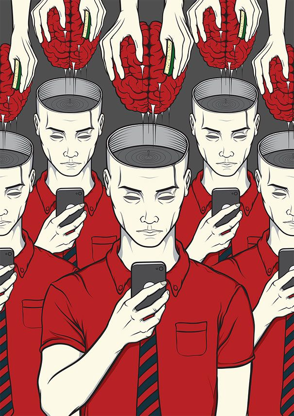 I social network e il bisogno di apparire: paura e delirio sul web