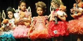 Da Little Miss a Little Monster: la violazione dell'infanzia di donne in miniatura