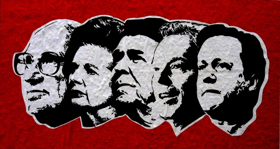 Il neoliberismo dal punto di vista sociologico: cambiare il cuore e la mente delle persone