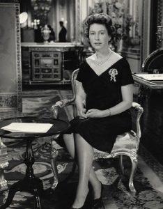 La regina Elisabetta è un esempio di autorità tradizionale