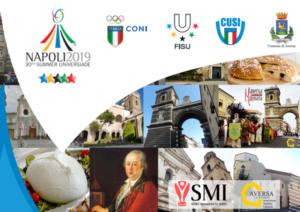 """L'evento """"Universiade"""" ha innalzato la percentuale di turismo a Napoli nei primi giorni di luglio"""