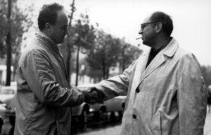 Edgar Morin e Jean Rouch