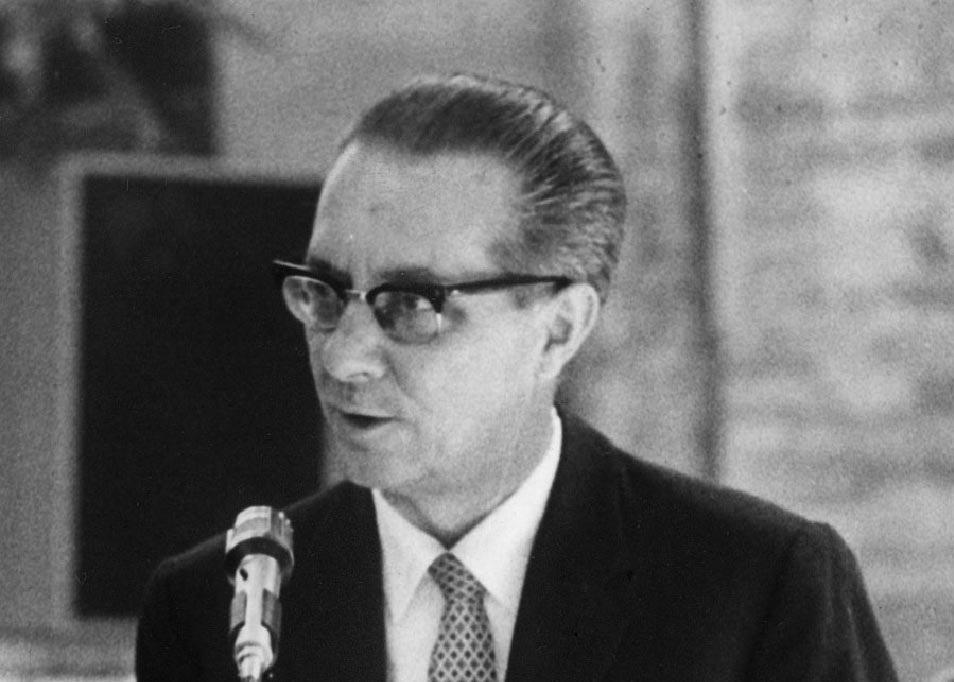 Ritratto di Franco Rodano, il cristiano comunista