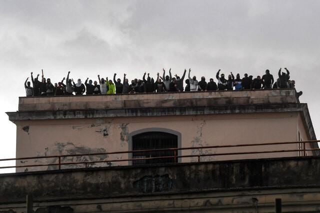 Il carcere italiano al tempo del Coronavirus