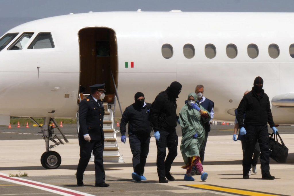 Silvia Romano torna in Italia