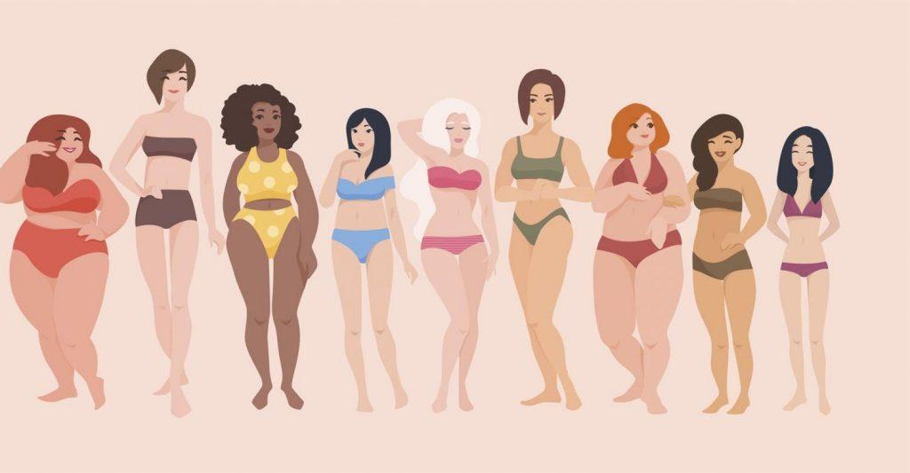 """Il fenomeno del """"body shaming"""" e l'effetto negativo nella società per le donne."""
