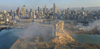 esplosione libano beirut